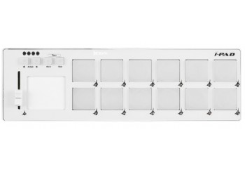 Icon iPad Beyaz - MIDI Kontrol Arabirimi