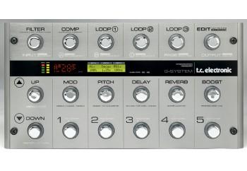 tc electronic G-System - Gitar Prosesör