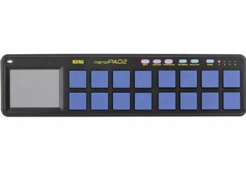Korg NanoPAD2 BLYL - Pad Kontrol