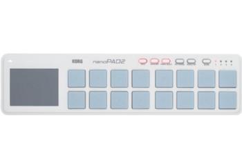 Korg NanoPAD2 Beyaz - Pad Kontrol