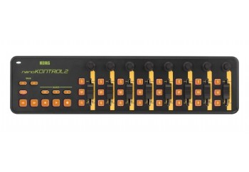 Korg NanoKONTROL2 ORGR - MIDI Kontrol Arabirimi