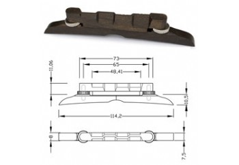 DR. Parts EMBR1 - Mandolin Köprüsü