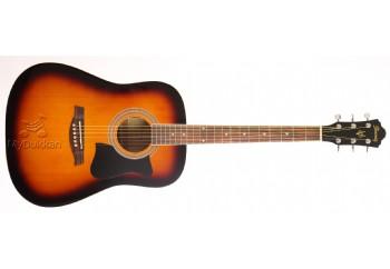 Ibanez V50NJP Jam Pack Quick Start VS - Vintage Sunburst - Akustik Gitar Seti
