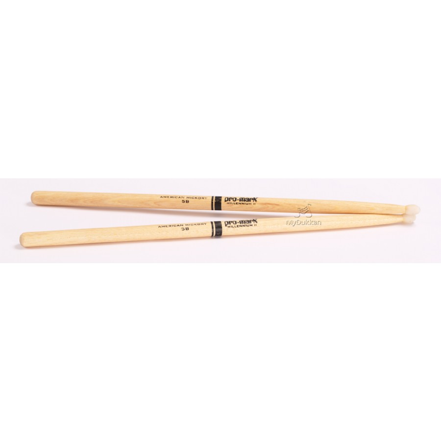 Promark TXJZW Elvin Jones Hickory Jazz Drumsticks