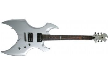 LTD AX-50 SS - Silver Satin - Elektro Gitar