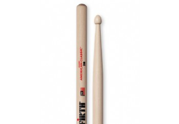 Vic Firth American Classic 2B Natural - Baget