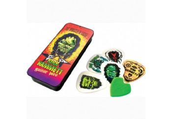 Jim Dunlop Kirk Hammett Monster Loose Signature Picks 6 adet - Pena
