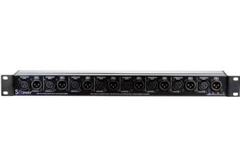 ART S8-3Way 8-Channel Microphone Splitter - Mikrofon Splitter