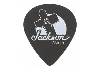 Jackson The Bloodline Picks Cross / Medium / .73mm - 1 Adet - Pena