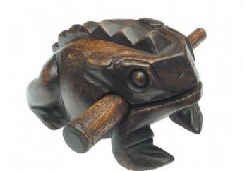 Toca Percussion T-FROG Ribbit Frog - Guiro