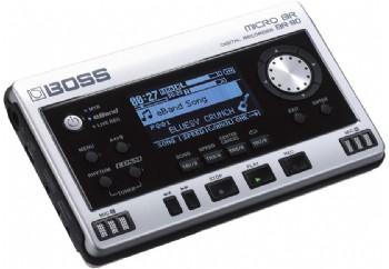 Boss Micro BR-80 - Dijital Kayıt Cihazı