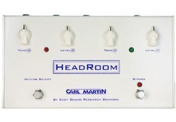 Carl Martin Headroom - Reverb Pedalı