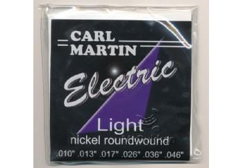 Carl Martin Electric Light Takım Tel - Elektro Gitar Teli 010-046