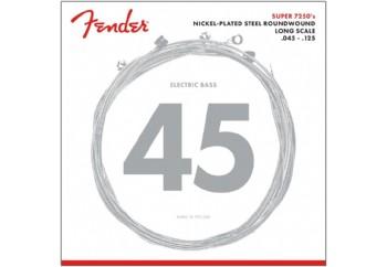Fender Super 72505M Bass Strings Takım Tel - 5 Telli Bas Gitar Teli 045-125