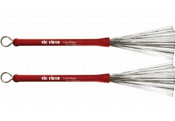 Vic Firth LW Live Wires Brushes - Fırça Baget