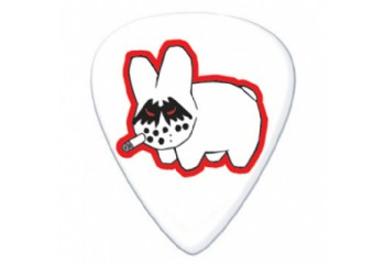 Jim Dunlop Frank Kozik 0.73mm King of Rock - 1 Adet - Pena