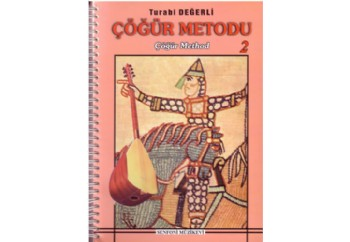 Çöğür Metodu 2 Kitap - Turabi değerli