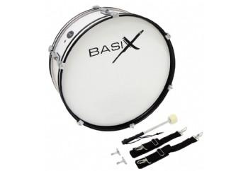 Basix F893.020 Street Percussion Junior Bass Drum P/U 2 - Bando Davulu 22x7