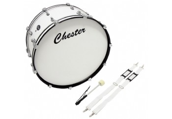 Basix F893.123 Street Percussion Marching Bass Drum - Bando Davulu 26x12