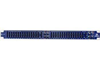 Alto EQU215 MKII V2 Dual 15-Band Graphic EQ