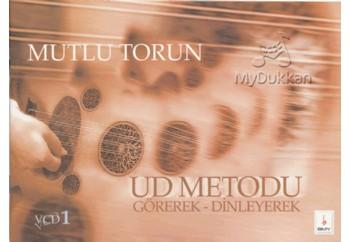 Ud Metodu-1 (VCD'li) Kitap - Mutlu Torun
