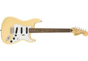 Squier Vintage Modified 70s Stratocaster Vintage White - Indian Laurel