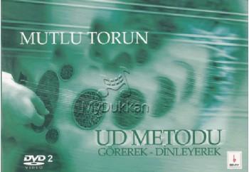 Ud Metodu-2 (DVD'li) Kitap - Mutlu Torun