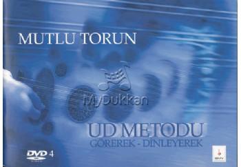 Ud Metodu-4 (DVD'li) - Mutlu Torun
