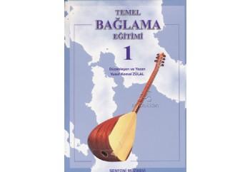 Temel Bağlama Eğitimi 1 Kitap - Kemal Zülal