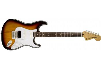 Squier Vintage Modified Stratocaster HSS 3-Tone Sunburst - Indian Laurel