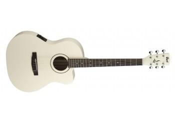 Cort Jade 1E AW - Artic White - Elektro Akustik Gitar