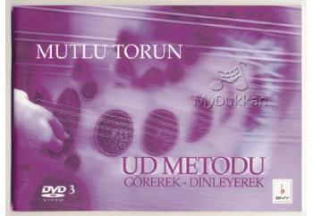 Ud Metodu-3 (DVD'li) Kitap - Mutlu Torun