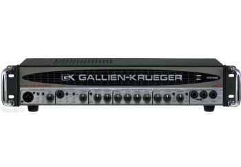 Gallien Krueger 1001RB-II Biamp Bass Head - Bas Kafa Amfisi
