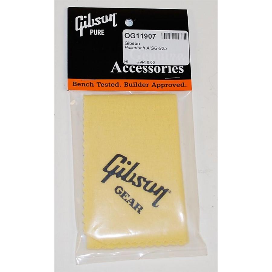 Gibson Standard Polish Cloth AIGG-925