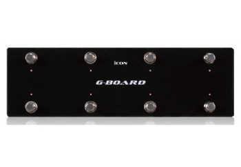 Icon G-Board USB MIDI Floor Controller Siyah - Foot Controller