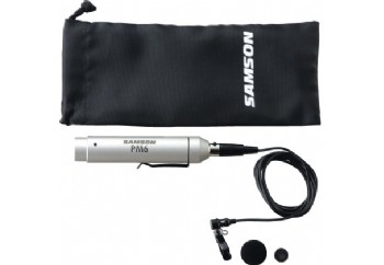 Samson QL5-CL Cardioid Condenser Lavalier Microphone - Condenser Yaka Mikrofonu