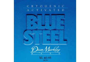 Dean Markley Blue Steel 2670 XL Takım Tel