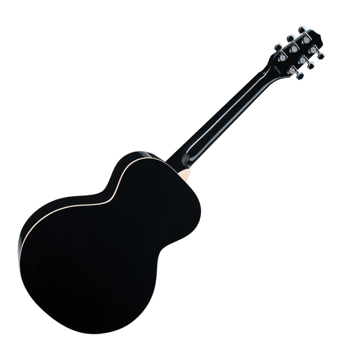 takamine eg451dlx gloss black elektro akustik gitar mydukkan. Black Bedroom Furniture Sets. Home Design Ideas