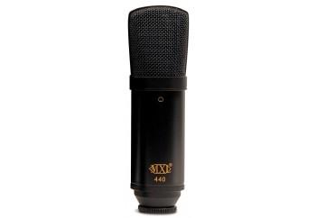 MXL 440 Studio Condenser Microphone - Condenser Mikrofon