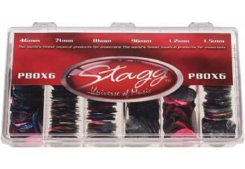 Stagg PBOX6 600`lü Kutu Pena 600 Adet - Pena