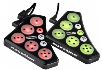 Novation Dicer DJ Hardware Controller