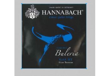 Hannabach 8268 HT Buleria Flamenco, 3-Treble Set Alt 3 Tel - Flamenko Gitar Teli