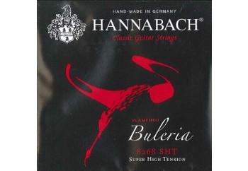 Hannabach 8268 SHT Buleria Flamenco, 3-Treble Set Alt 3 Tel - Flamenko Gitar Teli