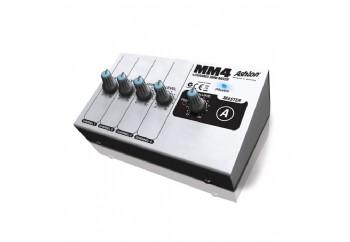 Ashton MM4 Mini 4 Channel Mixer