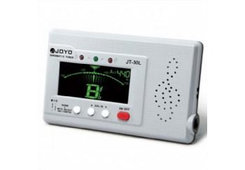 Joyo JT30L Backlight Tuner - Akort Aleti & Metronom