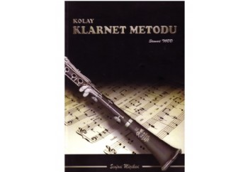 Kolay Klarnet Metodu Kitap - Stewart Todd