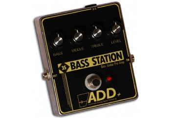 ADD+ Bass Station - Bas Preamp
