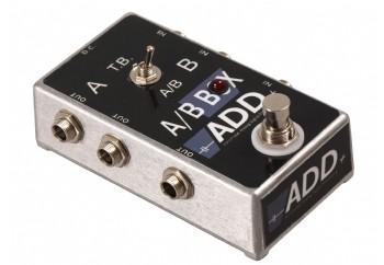 ADD+ A/B Box - Kanal Seçme Pedalı
