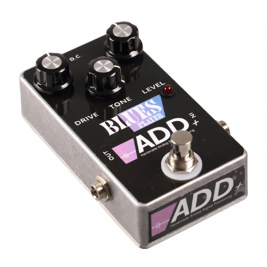 ADD+ BluesPlayer