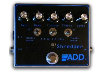 ADD+ Shredder - Distortion Pedalı